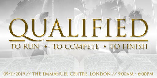 QUALIFIED: To Run, To Compete, To Finish