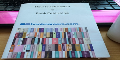 How to Job Search in Book Publishing tickets