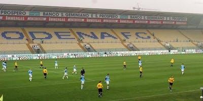 Partita del cuore a Modena