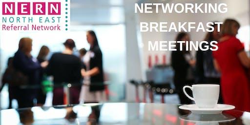 North East Referral Network Breakfast Meeting