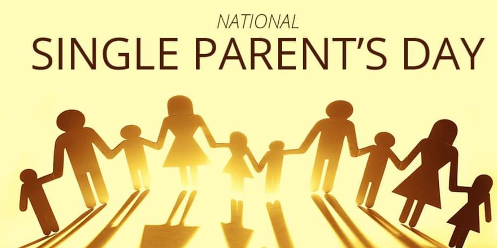 Image result for NATIONAL SINGLE PARENT DAY