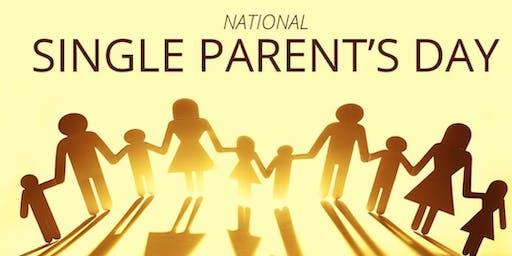 National Single Parent Day Celebration 2020