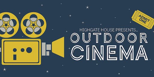 Outdoor Cinema - The Greatest Showman, Highgate House