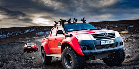 Iceland Super 4x4 Rally tickets