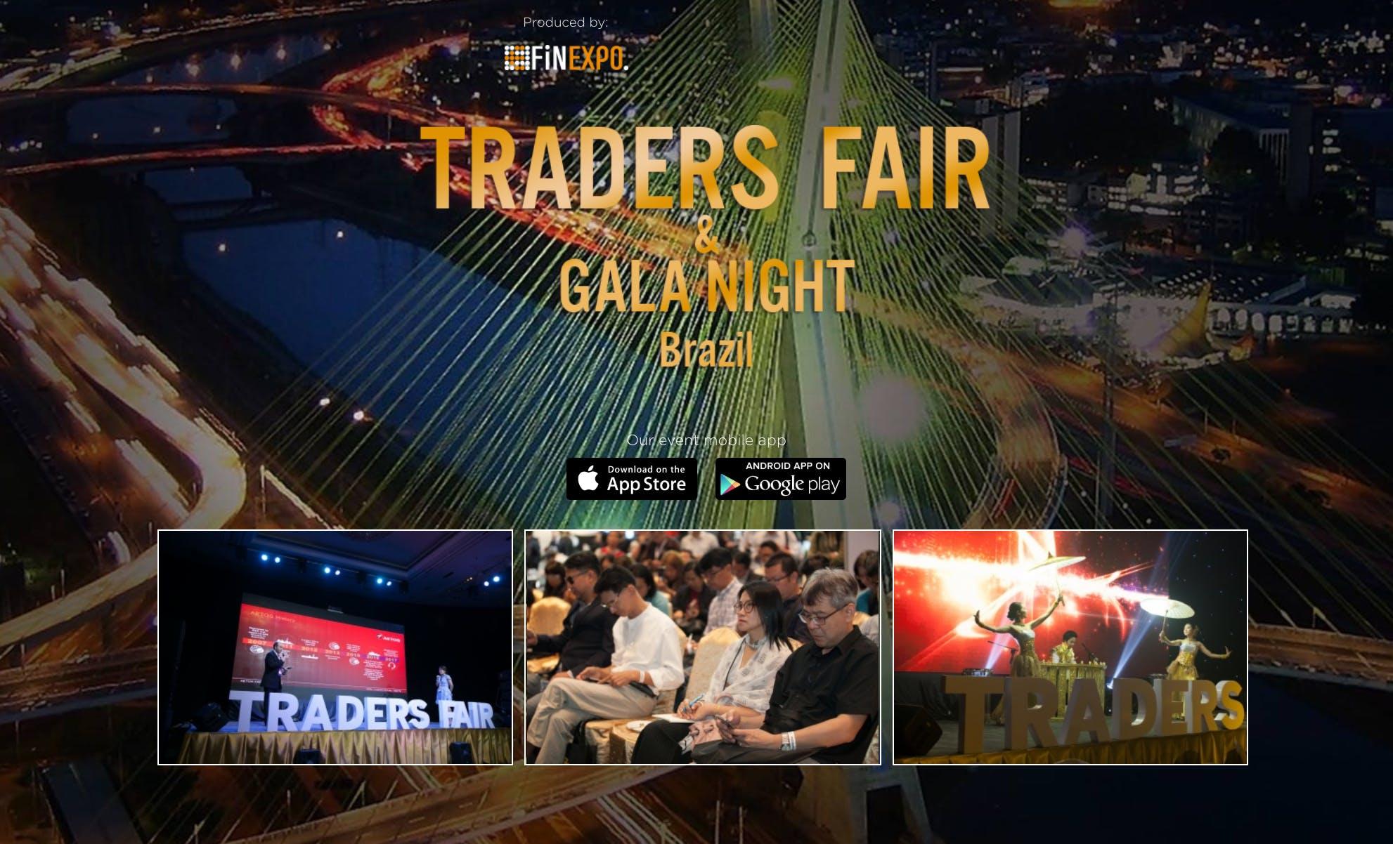 Traders Fair 2019 - Brazil (Financial Event)
