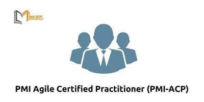 PMI Agile Certified Practitioner (PMI-ACP) Training in London Ontario on Mar 18th-20th 2019