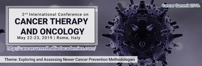 2nd International Conference on Cancer Therap