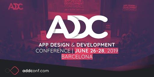 ADDC - App Design & Development Conference 2019