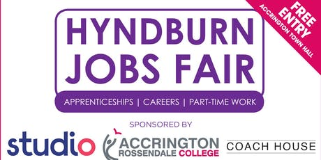 Hyndburn Jobs and Apprenticeship Fair 2019 tickets