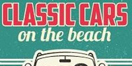 Classic Cars on the Beach – July 2019 tickets