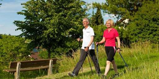 Nordic Walking: Woodland Taster Session