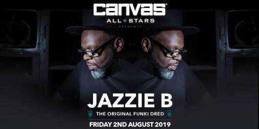 Canvas All Stars: Jazzie B