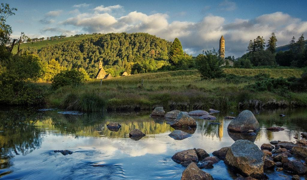 Glendalough, Wicklow and Kilkenny Tour from Dublin (May19-Aug19)