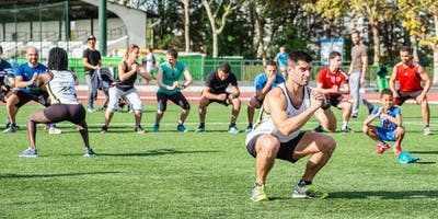 Eight Fit Camp - Circuit Training