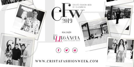 "Cristã Fashion Week ""O Maior evento de moda cristã e executiva do Brasil."" ingressos"