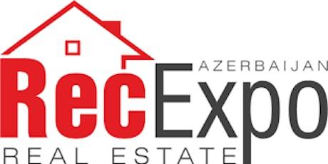AZERBAIJAN REC  EXPO 2019 tickets