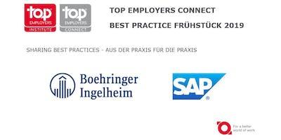 CONNECT - Best Practice Frühstück - Boehringer Ingelheim & SAP