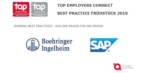 CONNECT - Best Practice Frühstück - Boehringer Ingelheim & SAP - Diversity
