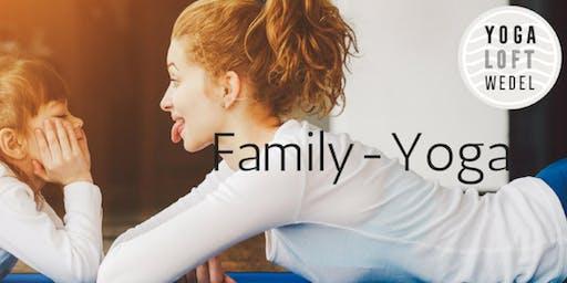 Family Yoga mit Doris
