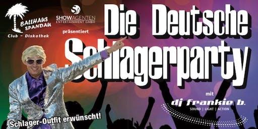 Die Deutsche Schlagerparty