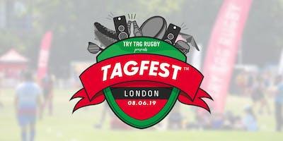 TagFest - London