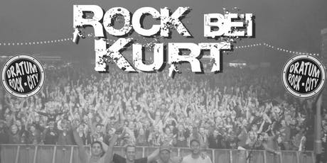 Rock bei Kurt 2019 - Open-Air in Dratum Rock City Tickets