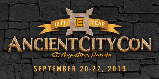 Ancient City Con 2019