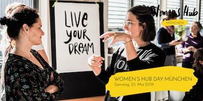 WOMENS HUB DAY MÜNCHEN 25. Mai 2019