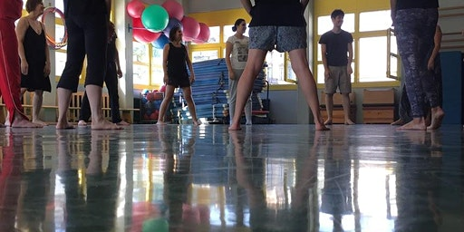 Physical Improvisation Ensemble course