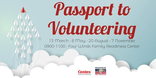 Passport to Volunteering