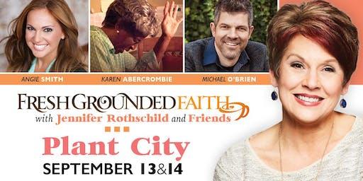 Fresh Grounded Faith - Plant City, FL - Sept 13-14, 2019