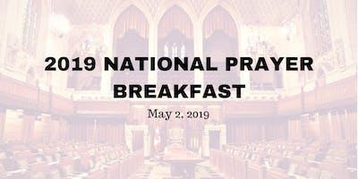 2019 National Prayer Breakfast of Canada
