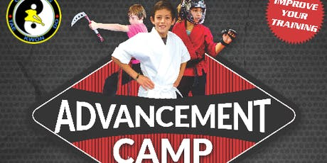 MARTIAL ARTS ADVANCEMENT JULY SUMMER CAMP tickets