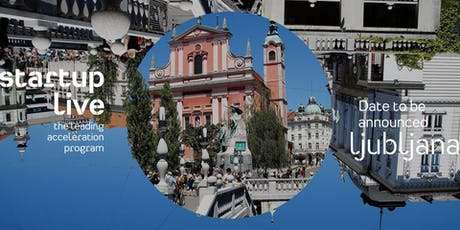 Startup Live Ljubljana  tickets