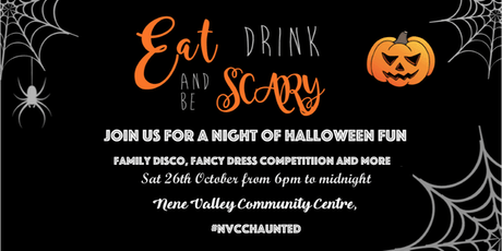 Halloween Family Disco tickets