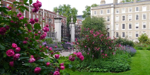 The Inner and Middle Temple Gardens, London - Tuesday 25th June