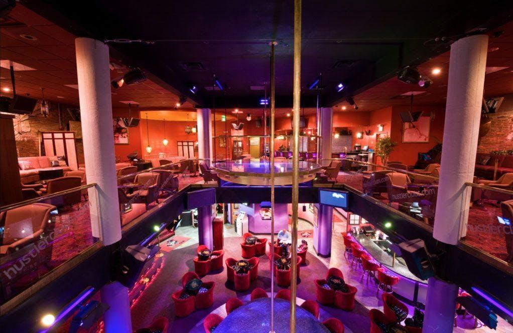 Hustler Gentleman's Club VIP Access - Free Li