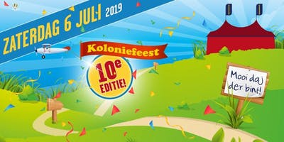 Koloniefeest 2019