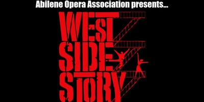 West Side Story Saturday April 6th