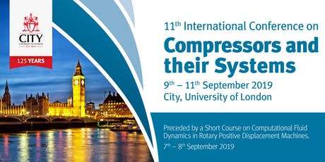 International Conference on Compressors and their Systems 2019 tickets