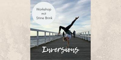Yoga-Workshop Inversion mit Stine Brink