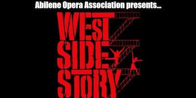 West Side Story Sunday April 7th