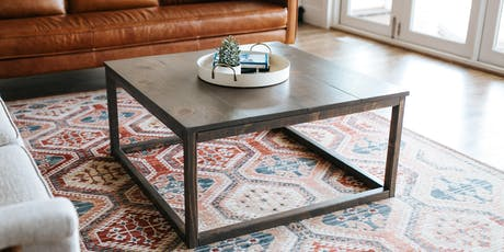 DIY Console, Coffee, or Side Table(s) tickets