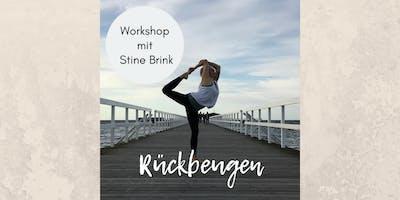 Yoga-Workshop Rückbeugen mit Stine Brink