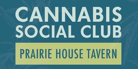 Cannabis Social Club tickets