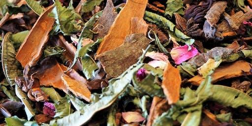 Magical Hallowe'en Herbs
