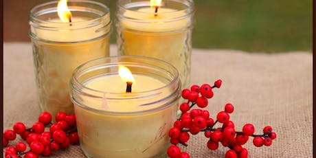 Herb-Infused Candle Making tickets