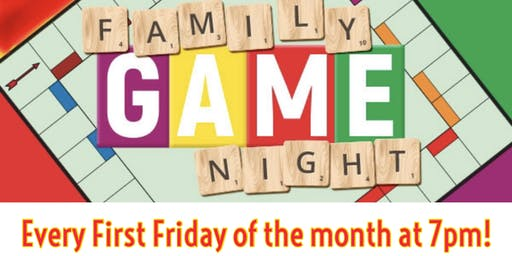 McKinney Area Family Game Night