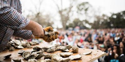 Hinnant Vineyards Sip Into Spring Oyster Roast wit