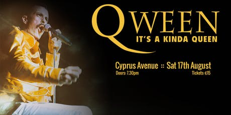 QWEEN - the definitive tribute to Freddie Mercury & Queen tickets
